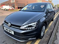 2018 VOLKSWAGEN GOLF 1.4 S TSI BLUEMOTION TECHNOLOGY 5d 121 BHP £14495.00