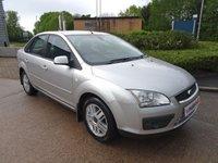 2006 FORD FOCUS 1.6 GHIA 16V 4d 113 BHP £1990.00