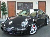 USED 2007 PORSCHE 911 3.8 TARGA 4S 2d 350 BHP