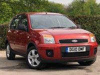 2010 FORD FUSION 1.6 ZETEC TDCI 5d 89 BHP £4000.00