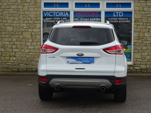 FORD KUGA at Victoria Motors Ltd