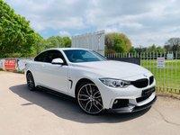 2016 BMW 4 SERIES 2.0 420D XDRIVE M SPORT 2d AUTO 188 BHP £23750.00