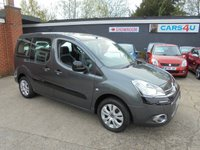 USED 2014 14 CITROEN BERLINGO MULTISPACE 1.6 HDI PLUS 5d 91 BHP