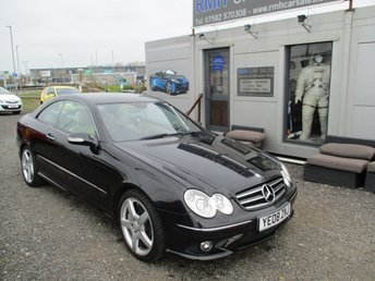 2008 MERCEDES-BENZ CLK 3.0 CLK320 CDI SPORT 2d AUTO 222 BHP £5295.00