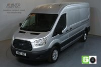 USED 2017 67 FORD TRANSIT 2.0 350 L3 H2 130 BHP TREND LWB M/ROOF AIR CON EURO 6 AIR CONDITIONING EURO 6