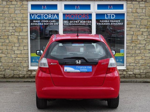 HONDA JAZZ at Victoria Motors Ltd