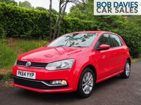 USED 2014 64 VOLKSWAGEN POLO 1.4 SE TDI BLUEMOTION 5d 74 BHP