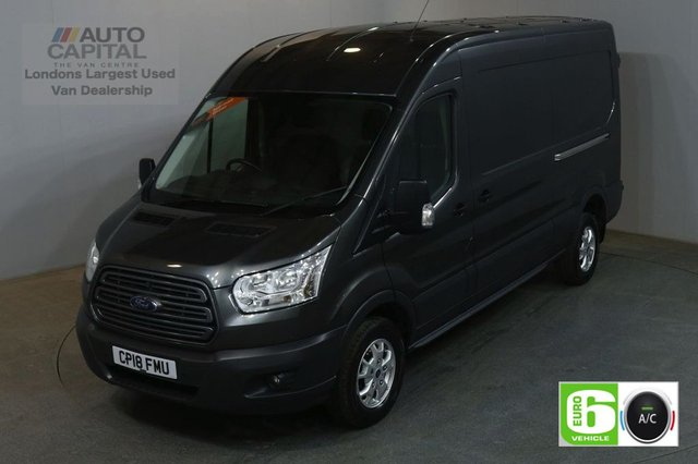 2018 18 FORD TRANSIT 2.0 350 L3 H2 130 BHP TREND LWB M/ROOF AIR CON EURO 6 AIR CONDITIONING EURO 6 TREND