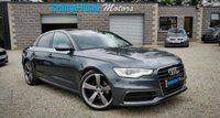 USED 2012 AUDI A6 2.0 TDI S LINE 4d AUTO 175 BHP *ALLOYS INCLUDED*