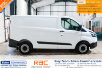 USED 2018 18 FORD TRANSIT CUSTOM 2.0 300 BASE L1 H1 104 BHP * NEW SHAPE * LONG WARRANTY JUNE 2021 * EURO 6