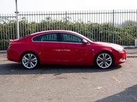 USED 2011 61 VAUXHALL INSIGNIA 1.4 SRI VX-LINE RED S/S 5d 138 BHP