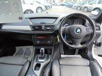 USED 2013 62 BMW X1 2.0 XDRIVE25D M SPORT 5d AUTO 215 BHP