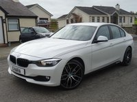 USED 2015 64 BMW 3 SERIES 2.0 320D EFFICIENTDYNAMICS BUSINESS 4d 161 BHP BUY NOW, PAY NOTHING FOR 2 MTH