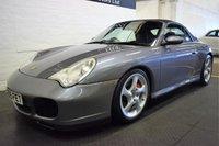 2005 PORSCHE 911 3.6 CARRERA 4 S 2d 320 BHP CONVERTIBLE £24500.00