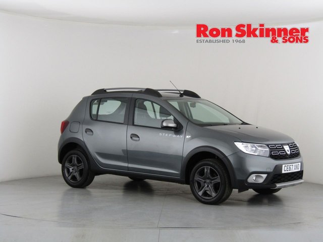 View our 2017 67 DACIA SANDERO 0.9 STEPWAY SE SUMMIT TCE 5d 90 BHP