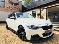 2015 BMW 3 SERIES 3.0 330D XDRIVE M SPORT TOURING 5d AUTO 255 BHP £18990.00