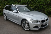 USED 2014 14 BMW 3 SERIES 3.0 330d BluePerformance M Sport Touring Sport Auto xDrive (s/s) 5dr XDRIVE MSPORT PLUS PACKAGE