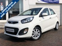 USED 2014 14 KIA PICANTO 1.0 VR7 5d 68 BHP SUPPLIED WITH 12 MONTHS MOT, LOVELY CAR TO DRIVE
