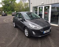 USED 2018 68 FORD FIESTA 1.0 ZETEC ECOBOOST (100PS) THIS VEHICLE IS AT SITE 2 - TO VIEW CALL US ON 01903 323333