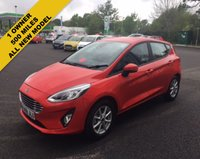 USED 2019 68 FORD FIESTA 1.1 ZETEC NEW MODEL THIS VEHICLE IS AT SITE 1 - TO VIEW CALL US ON 01903 892224