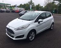 USED 2016 66 FORD FIESTA 1.0 ZETEC NAVIGATOR ECOBOOST (100ps) THIS VEHICLE IS AT SITE 1 - TO VIEW CALL US ON 01903 892224