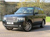 2009 LAND ROVER RANGE ROVER 5.0 V8 AUTOBIOGRAPHY 5d 500 BHP £16777.00