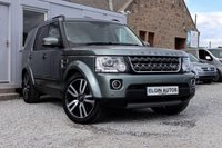 USED 2014 64 LAND ROVER DISCOVERY 4 XS Commercial 3.0 SDV6 Auto ( 255 bhp ) One Previous Owner 5 Seats Very Rare with No VAT To Pay Cheap Road Tax Fully Loaded HSE Spec
