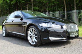 2013 JAGUAR XF 2.2 D PREMIUM LUXURY 4d AUTO 200 BHP £11500.00