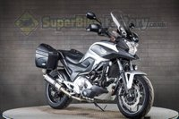 USED 2012 12 HONDA NC700 - NATIONWIDE DELIVERY, USED MOTORBIKE. GOOD & BAD CREDIT ACCEPTED, OVER 600+ BIKES IN STOCK
