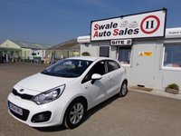 USED 2015 64 KIA RIO 1.1 CRDI VR7 ECODYNAMICS 5d 74 BHP £27 PER WEEK, NO DEPOSIT - SEE FINANCE LINK