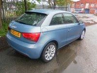 USED 2012 62 AUDI A1 1.6 TDI SPORT 3d 103 BHP
