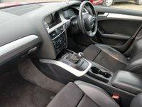 USED 2008 AUDI A4 2.0 TDI S LINE 4d 168 BHP
