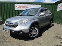 2008 HONDA CR-V 2.2 I-CTDI EX 5d 139 BHP £1795.00