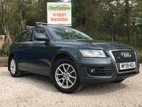 USED 2009 59 AUDI Q5 2.0 TFSI QUATTRO SE 5dr Full Leather, Parking Sensors
