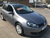 2010 VOLKSWAGEN GOLF 1.6 S TDI 5d 103 BHP £SOLD