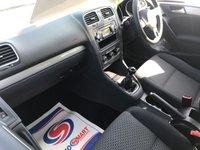 USED 2010 60 VOLKSWAGEN GOLF 1.6 S TDI 5d 103 BHP