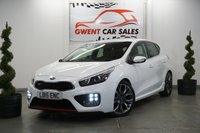 2015 KIA CEED 1.6 GT TECH 5d 201 BHP £SOLD