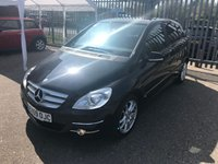 2009 MERCEDES-BENZ B CLASS 1.5 B160 BLUEEFFICIENCY SPORT 5d 95 BHP £4699.00