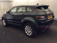 USED 2016 16 LAND ROVER RANGE ROVER EVOQUE 2.0 TD4 SE TECH 5d 177 BHP VOICE CONTROL SYSTEM