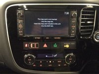 USED 2015 15 MITSUBISHI OUTLANDER 2.0 PHEV GX 4H 5d AUTO 162 BHP REAR VIEW CAMERA