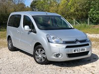 USED 2013 63 CITROEN BERLINGO 1.6 MULTISPACE VTR HDI 5d 73 BHP