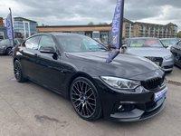2015 BMW 4 SERIES 2.0 420D XDRIVE M SPORT GRAN COUPE 4d AUTO 181 BHP £15495.00