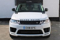 USED 2018 18 LAND ROVER RANGE ROVER SPORT 3.0 SDV6 HSE 5d AUTO 306 BHP