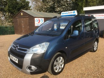 2009 CITROEN BERLINGO 1.6 MULTISPACE XTR HDI 5d 90 BHP £4990.00