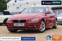 USED 2014 64 BMW 3 SERIES 2.0 318D SPORT 4d AUTO 141 BHP