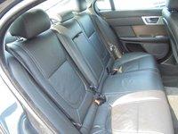 USED 2013 13 JAGUAR XF 3.0 D V6 LUXURY 4d AUTO 240 BHP
