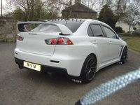 USED 2008 08 MITSUBISHI LANCER 2.0 EVOLUTION X GSR FQ300 4d 291 BHP