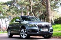 2013 AUDI Q5 2.0 TDI QUATTRO SE 5d AUTO 177 BHP £16495.00