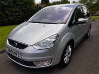USED 2009 59 FORD GALAXY 2.0 GHIA TDCI 5d 143 BHP Lovey car throughout. Just arrived in stock and awaiting preparation. More info to follow soon.
