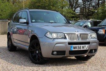 2019 BMW X3 3.0 sd M Sport 5dr Step Auto £5290.00